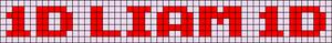 Alpha pattern #6328