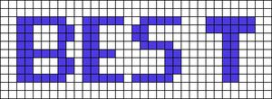 Alpha pattern #6331