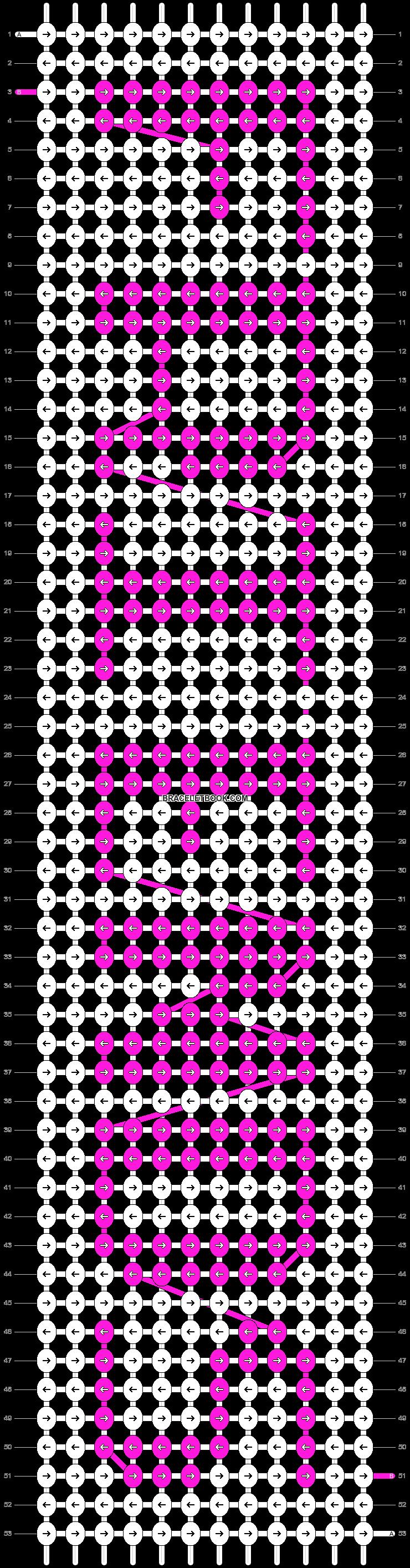Alpha pattern #6332 pattern