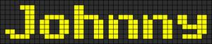 Alpha pattern #6334