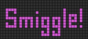Alpha pattern #6336