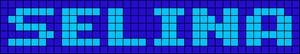 Alpha pattern #6337