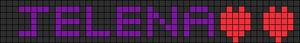 Alpha pattern #6338