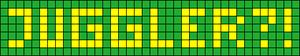 Alpha pattern #6340