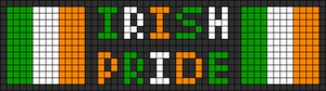 Alpha pattern #6342