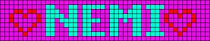 Alpha pattern #6346