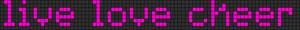 Alpha pattern #6357