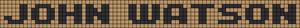 Alpha pattern #6358