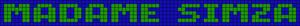 Alpha pattern #6360