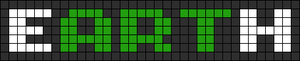 Alpha Friendship Bracelet Pattern #6363