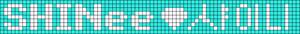 Alpha pattern #6364