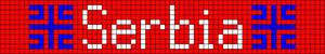 Alpha pattern #6367