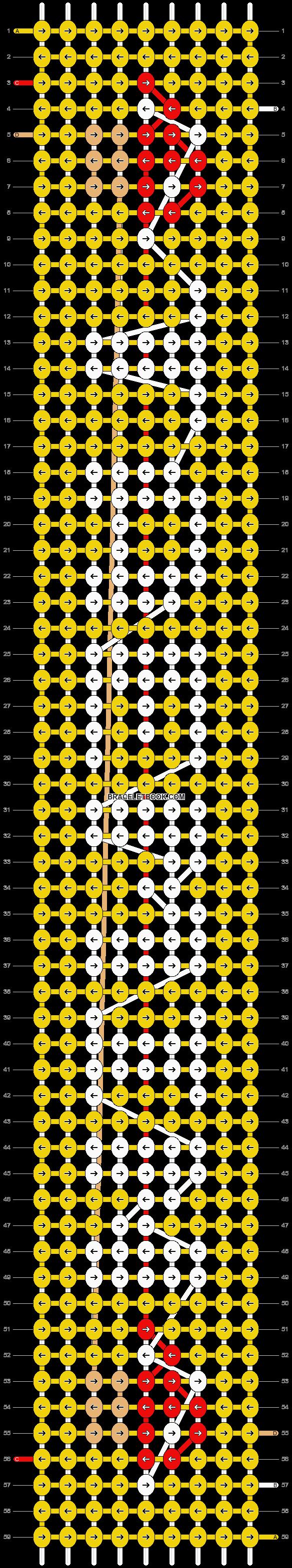Alpha pattern #6369 pattern
