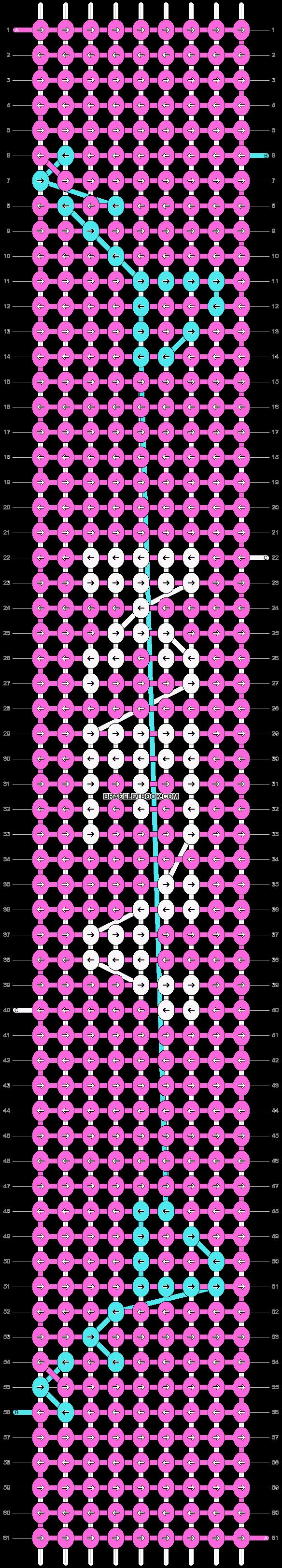 Alpha pattern #6371 pattern