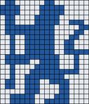 Alpha pattern #6372