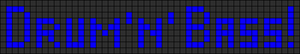 Alpha pattern #6375