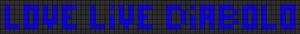 Alpha pattern #6378