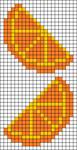 Alpha pattern #6387