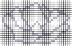 Alpha pattern #6393