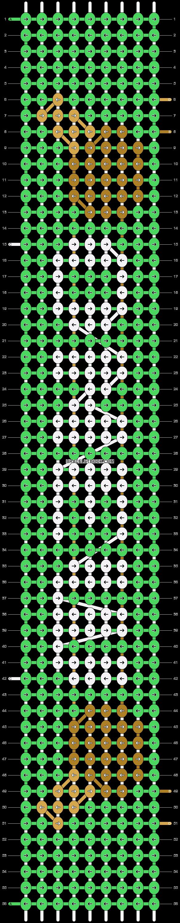Alpha pattern #6396 pattern