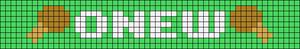 Alpha pattern #6396