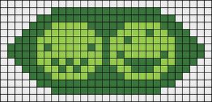 Alpha pattern #6397