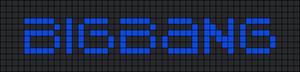 Alpha pattern #6401