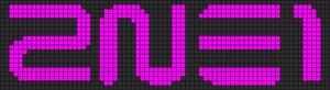 Alpha pattern #6402