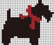 Alpha pattern #6403