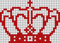 Alpha pattern #6404