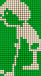 Alpha pattern #6405