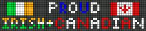 Alpha pattern #6408