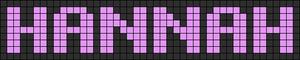 Alpha pattern #6409