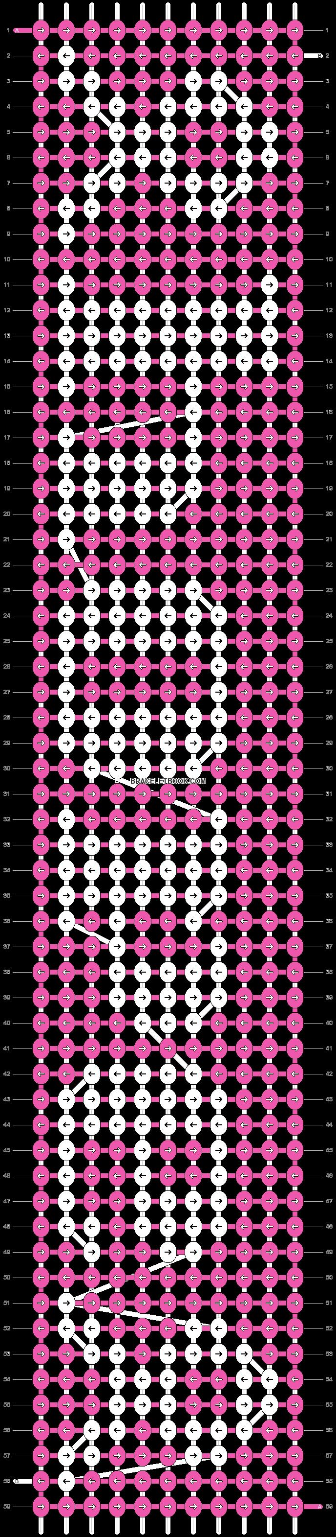 Alpha pattern #6414 pattern