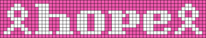 Alpha pattern #6414