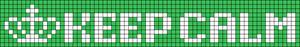 Alpha Friendship Bracelet Pattern #6415