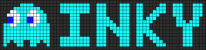 Alpha pattern #6417