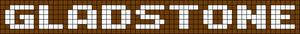 Alpha pattern #6422