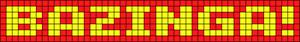 Alpha Friendship Bracelet Pattern #6424
