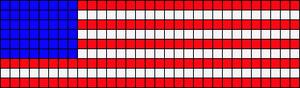 Alpha pattern #6427