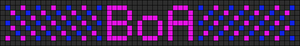 Alpha pattern #6428