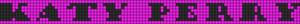 Alpha pattern #6429