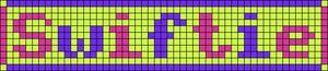 Alpha pattern #6431