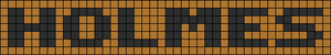 Alpha pattern #6434