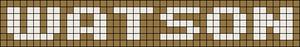 Alpha pattern #6435