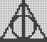 Alpha pattern #6436