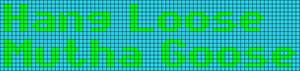Alpha pattern #6444