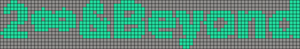 Alpha pattern #6445