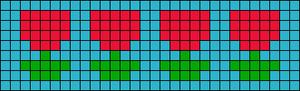 Alpha pattern #6446