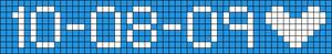 Alpha pattern #6450